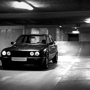 BMW de l'ombre