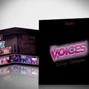 The Voices dépliant 4 pages