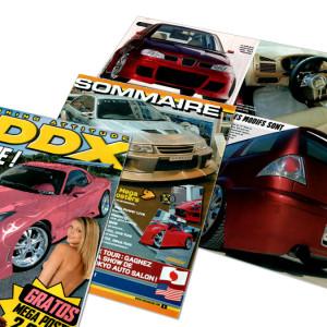 ADDX magasine redaction